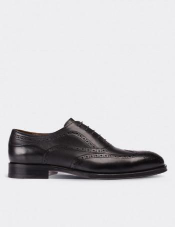Deery Özel Üretim Oxford Klasik Erkek Ayakkabı